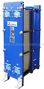 APV Plate Heat Exchangers