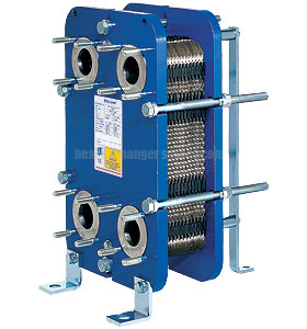 HRS Plate Heat Exchangers