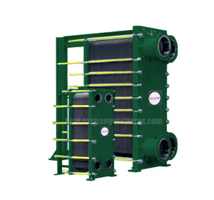 Vicarb Plate Heat Exchangers